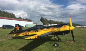 Новые участники сезона «Русских авиационных гонок»