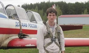 Владимир Ангуладзе присоединился к команде «Русских авиационных гонок»